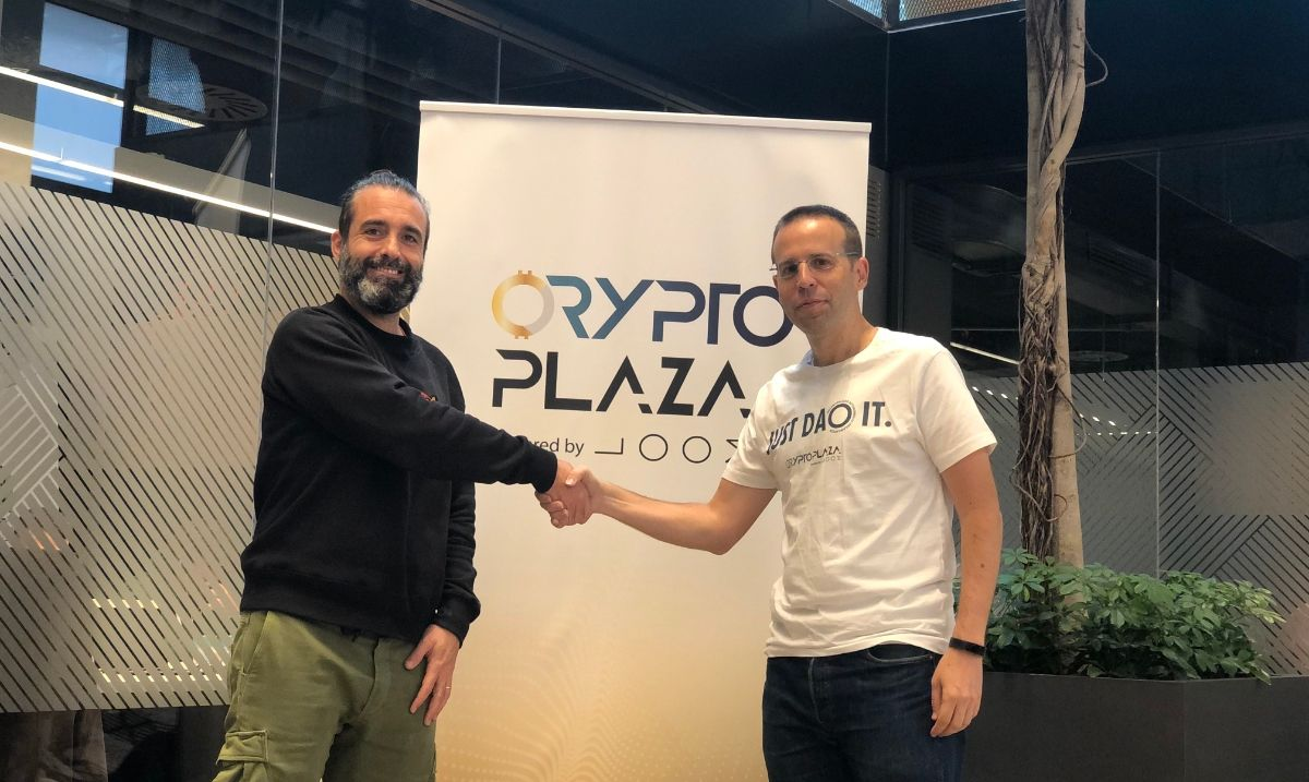 Abierta la 7ª edición del Master Blockchain en Madrid (Crypto Plaza)