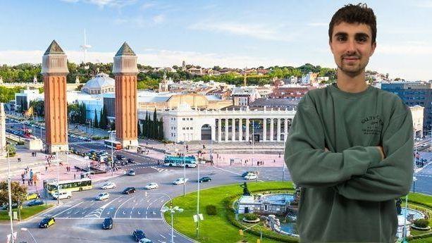 Arnau Ramió, Embajador de Tutellus en Barcelona