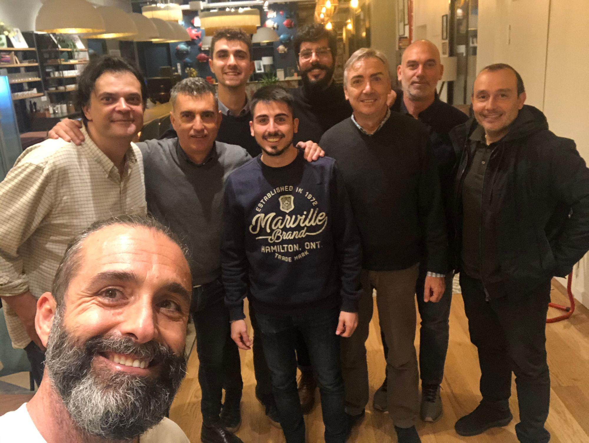Proyectos en marcha en el Master en Blockchain de Barcelona (nov19)