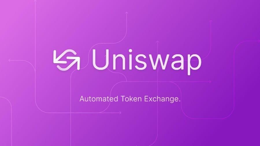 UniSwap, de 0 a 100